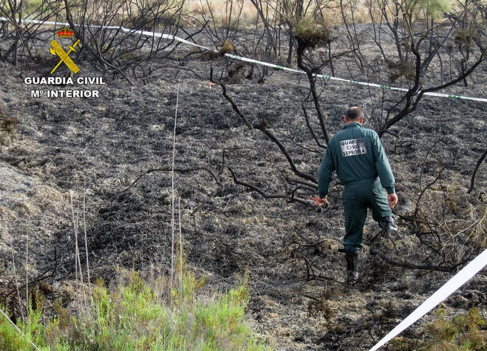 <span style='color:#780948'>ARCHIVED</span> - Agricultural burning to blame for fires in Archena and Abaran