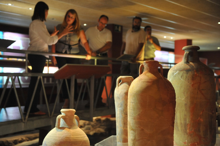 7th May free ENGLISH language guided tour of Puerto de Mazarr�n