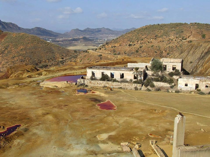 7th May free guided visit to the Mines of Mazarr�n