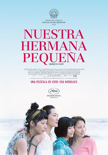 4th May free cinema in Spanish in Lorca: Nuestra Hermana Peque��a