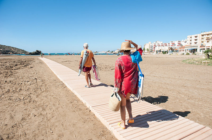 <span style='color:#780948'>ARCHIVED</span> - Danish senior tourist groups boost spring and autumn tourism in Mazarron