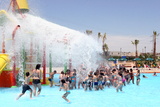 Terra Natura Waterpark opened on 26th May as temperatures start to rise