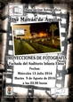 9th August Águilas projection of images onto the Auditorio Infanta Elena