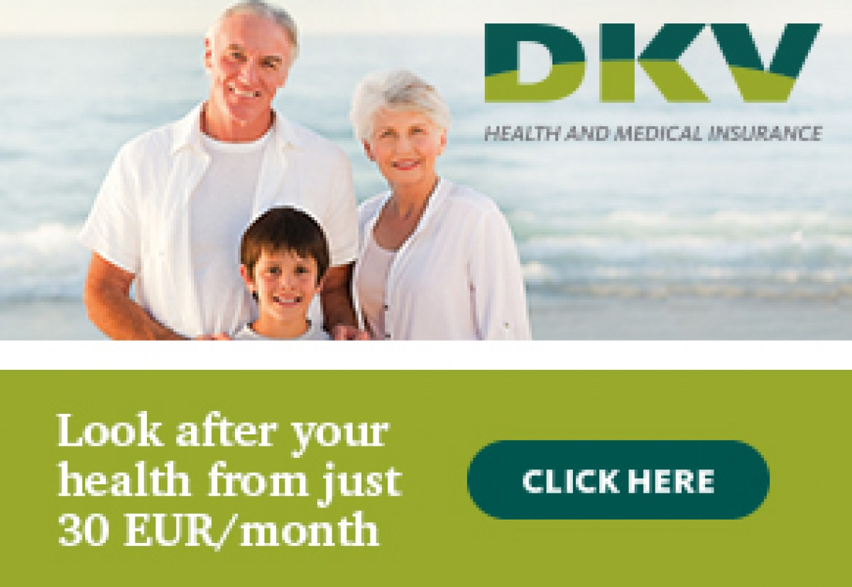 Talk to Seguros Costa Blanca your local DKV Private Health Care Agent
