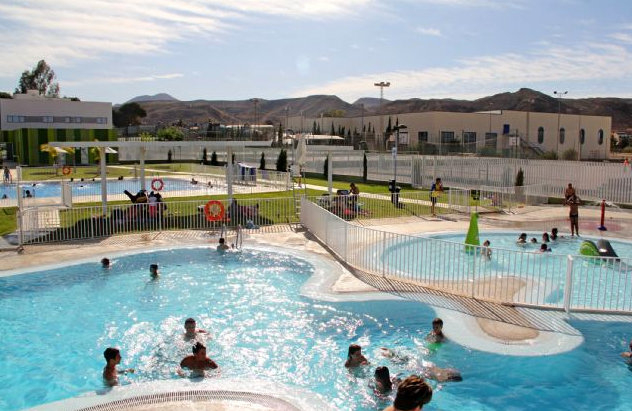 Murcia Today Puerto Lumbreras Swimming Pools Open For