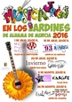 26th August free youth concert in Alhama de Murcia