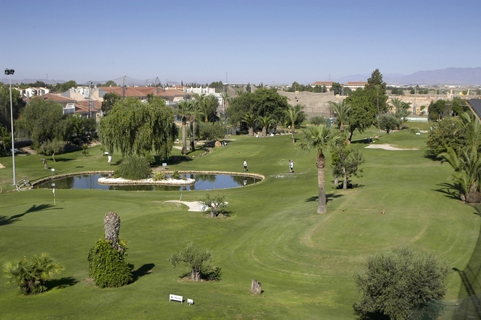 Torre Pacheco Club de Golf 9 hole Golf Course