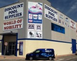 Discount pool, mobility and heating suppliers San Javier