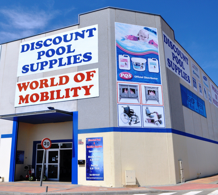 Murcia Today Discount Pool And Mobility Supplies For
