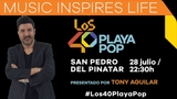 Thursday 28th July Playa Pop in San Pedro del Pinatar