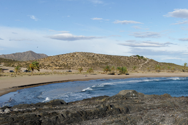 Mazarrón beaches: Playa de las Minas