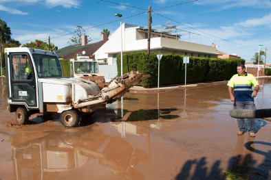 <span style='color:#780948'>ARCHIVED</span> - Murcia government outlines Mar Menor flood prevention proposals