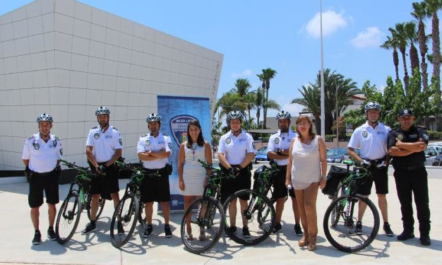 <span style='color:#780948'>ARCHIVED</span> - San Pedro del Pinatar launches beach police unit