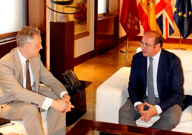Brexit interview with the British Ambassador to Spain