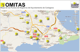 New OMITA office in Miranda, Cartagena municipality