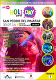 30th July Holi day Party in San Pedro del Pinatar