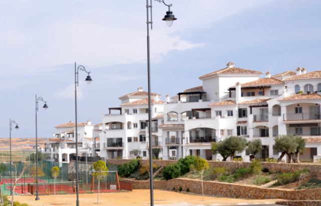 <span style='color:#780948'>ARCHIVED</span> - The supply of housing in Murcia has grown by 32 per cent this century