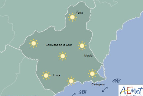 Murcia and the rest of Spain suffer late July heatwave