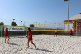 San Pedro del Pinatar inaugurates new beach volleyball court