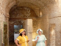 16th October free guided theatrical tour of Alhama de Murcia