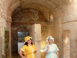 18th December free guided theatrical tour of Alhama de Murcia