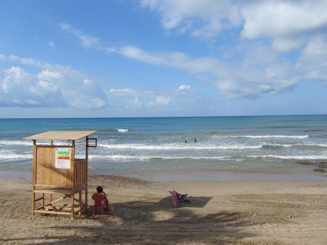 Cartagena beaches: Playa de San Ginés (La Azohía)