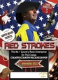10th September, Red Stokes, The Arches Los Alcazares