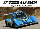 23rd to 25th September Subida al Santuario de la Santa Totana