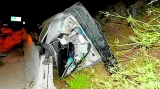 Murcian lorry driver causes accident due to drink and drugs