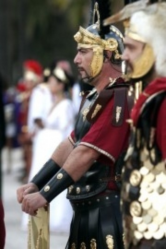 <span style='color:#780948'>ARCHIVED</span> - 16th to 25th September Romans and Carthaginians Cartagena 2016