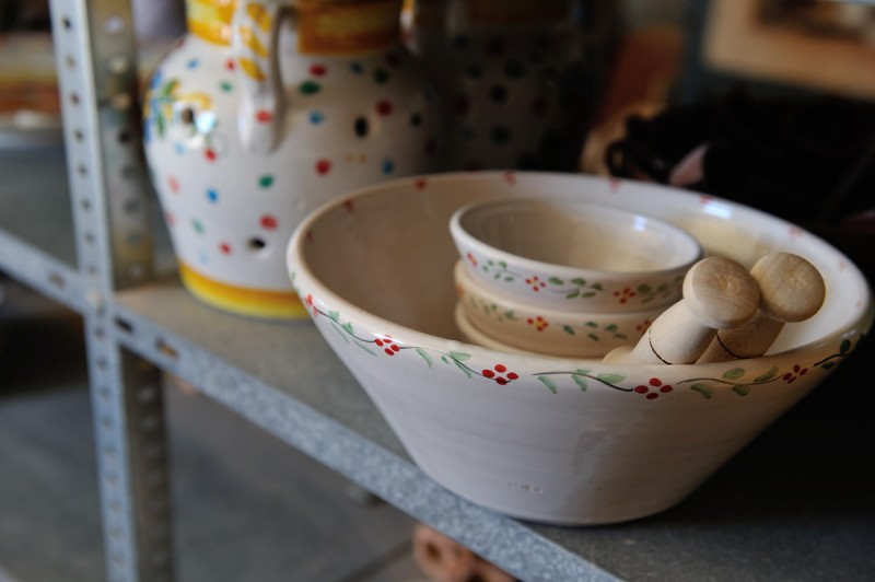 Hand made tiles and personalised ceramics in Totana