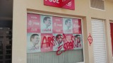 Torre Pacheco PSOE headquarters suffers extreme right attack