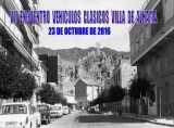23rd October Gathering of classic cars in Alhama de Murcia