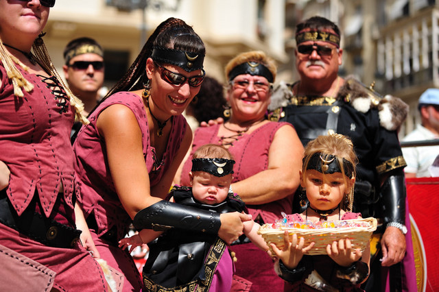 <span style='color:#780948'>ARCHIVED</span> - Nasciturus, welcoming the next generation who will perpetuate these traditions