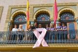 Águilas joins awareness campaign for World Breast Cancer Day