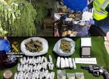 Two arrested in Jumilla drugs operation