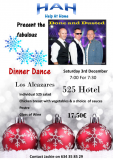 3rd December, Help at Home Christmas Ball, Los Alcázares