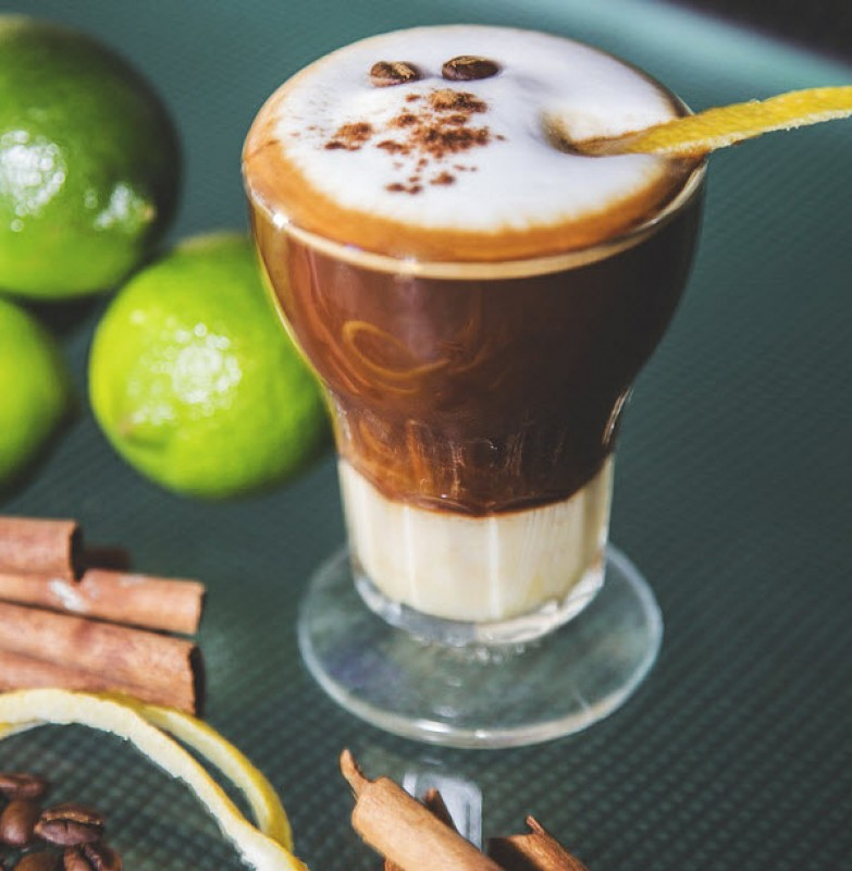 When visiting Cartagena or landing via a cruise, a must try is Asiático Coffee