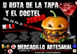 28th to 31st October Mula Halloween Tapas Route