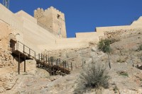 12th November guided visit to Alhama de Murcia castle