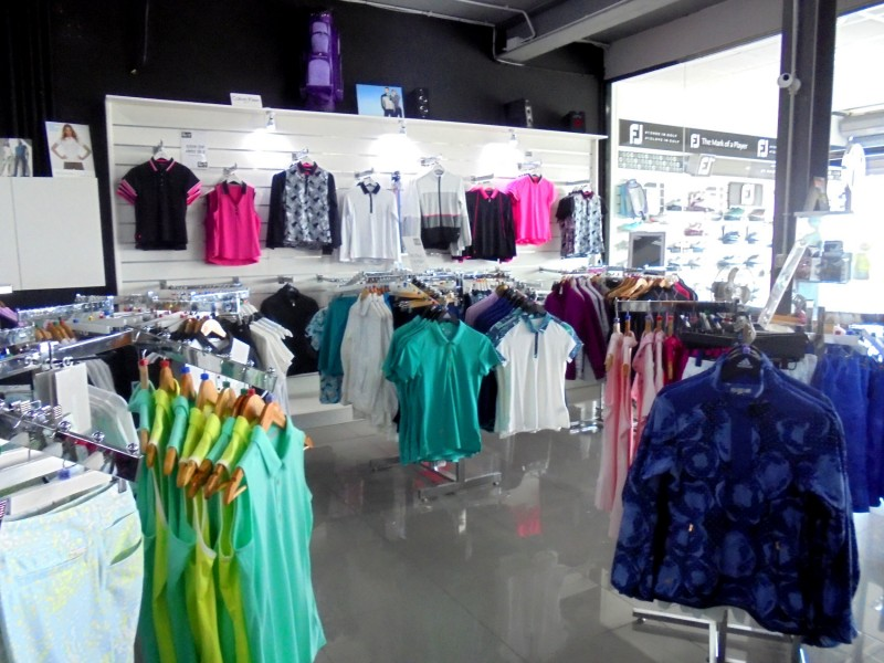 Galaxy Golf Autumn and Winter collection NOW in store