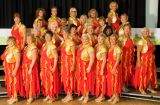 Christmas is Coming for the Spangles Ladies Harmony Chorus
