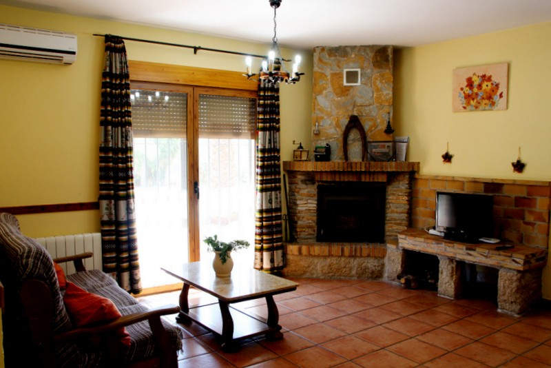 Accommodation in Alhama de Murcia, Casa Rural Martinez country house