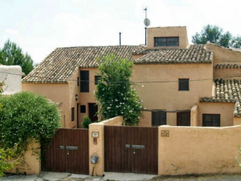 Accommodation in Alhama de Murcia, Casa El Lebrillo and Casa La Tinaja (Gebas)