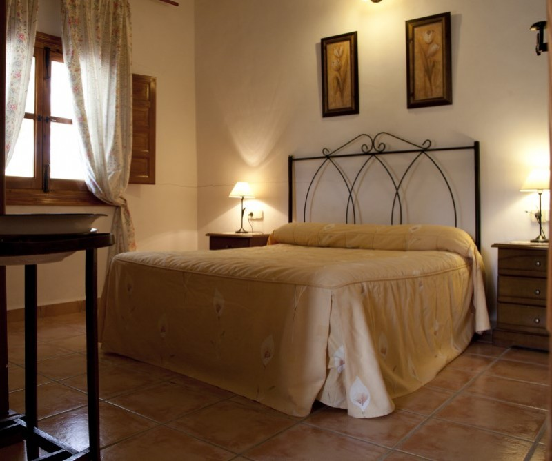 Accommodation in Alhama de Murcia, El Mirador de Gebas country cottages