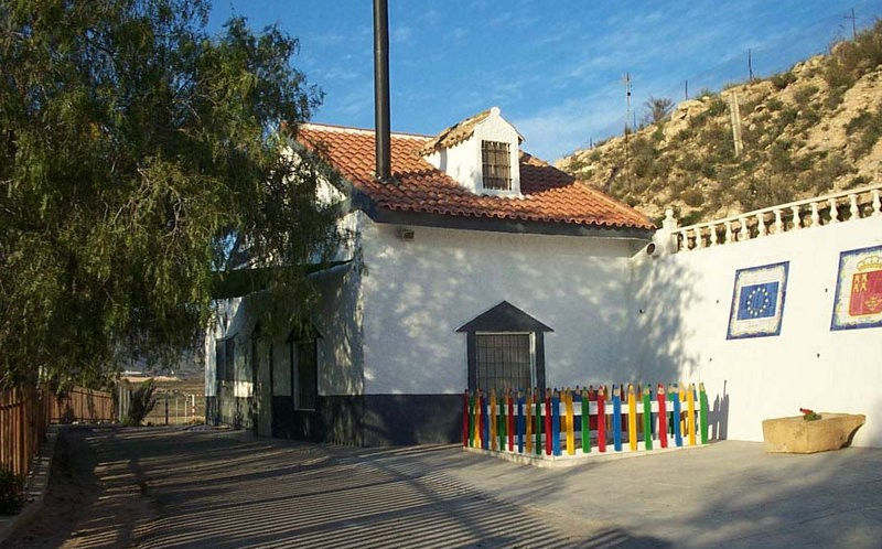 Accommodation in Alhama de Murcia, Casa Rural Cueva del Grillo