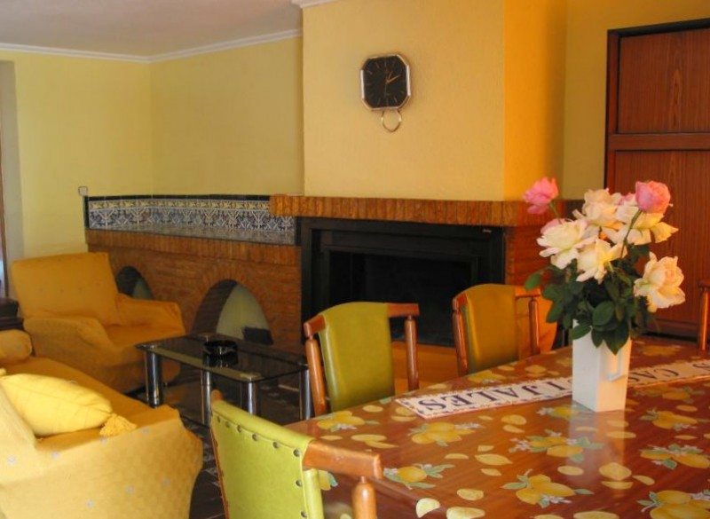 Accommodation in Alhama de Murcia, Alojamiento Rural Los Casquijales