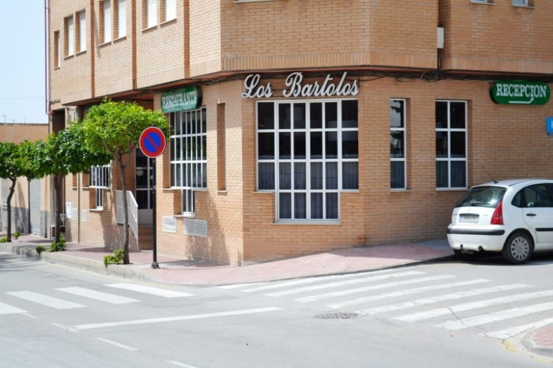 Accommodation in Alhama de Murcia, Hotel Los Bartolos