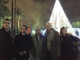 Murcia offers audiovisual spectacular every day until 6th January