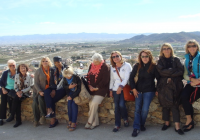 20th September, Trip to Elche with the Asociación de Mujeres